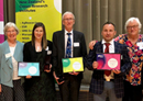 Plant & Food Research scientists recognised at Science New Zealand Awards